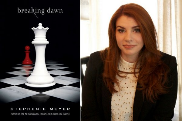 Stephene Meyer Breaking Dawn