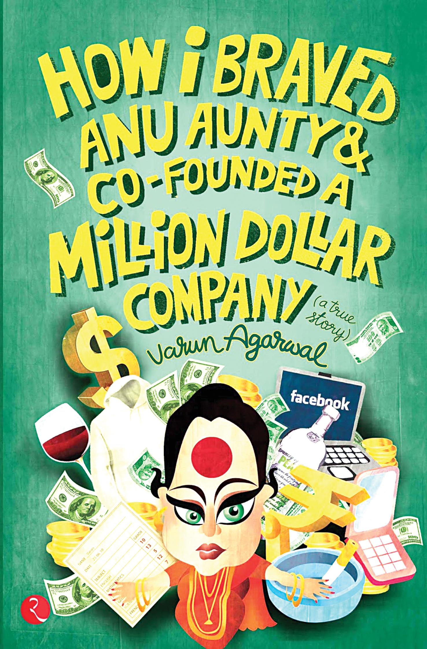 How I Braved Anu Aunty & CoFounded A Million Dollar Company