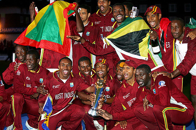 Champions Trophy Past Winners