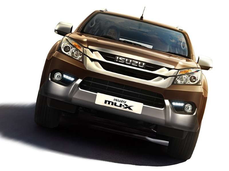 Isuzu Mu X Vs Toyota Fortuner Vs Ford Endeavour Competition Check