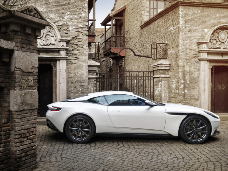 Aston Martin Db11 Price In India Aston Martin Db11 Gets New 510ps V8 Engine