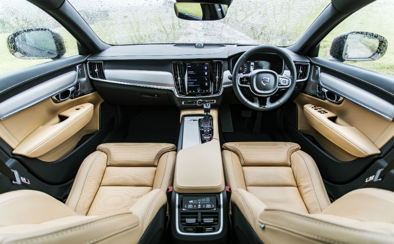 Volvo V90 Price In India Volvo V90 Cross Country Launched In India