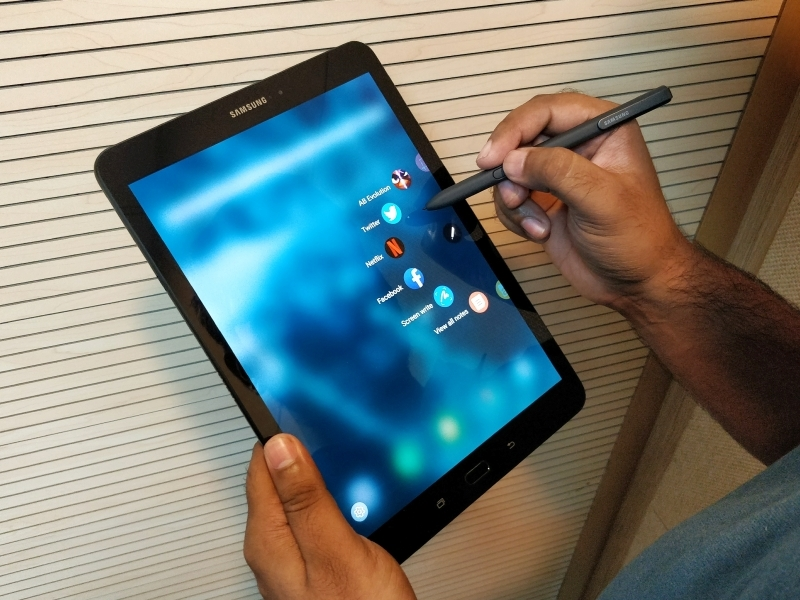 Samsung Galaxy Tab S3 Review Samsung Galaxy Tab S3 Review