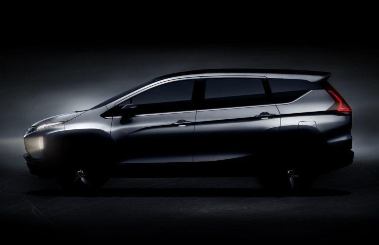 Mitsubishi Expander side