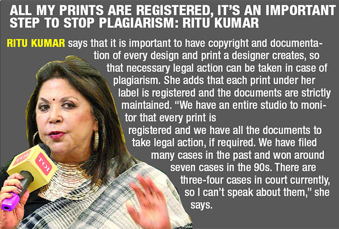 Every Design Is Patented Anyone Who Copies Anything Faces Legal Action Delhi News Times Of India