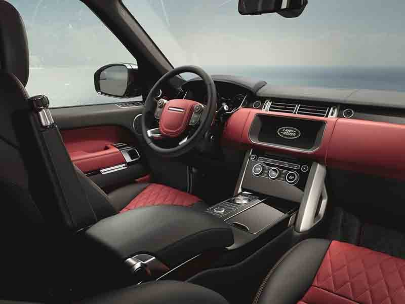 Range Rover SVAutobiography Interiors_2