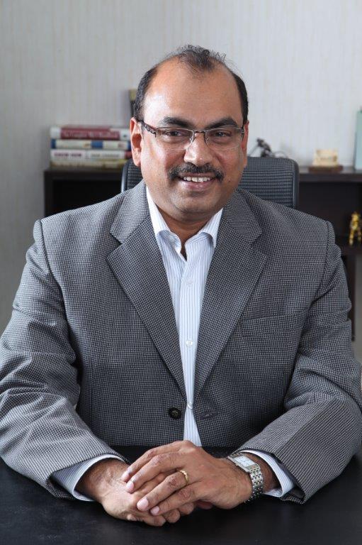 Ravi Jagannathan, cofounder, KrypC