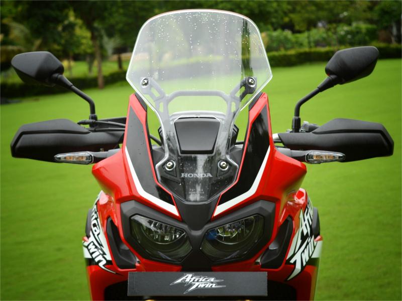 Africa twin: Honda Africa Twin CRF1000L review: Big bike