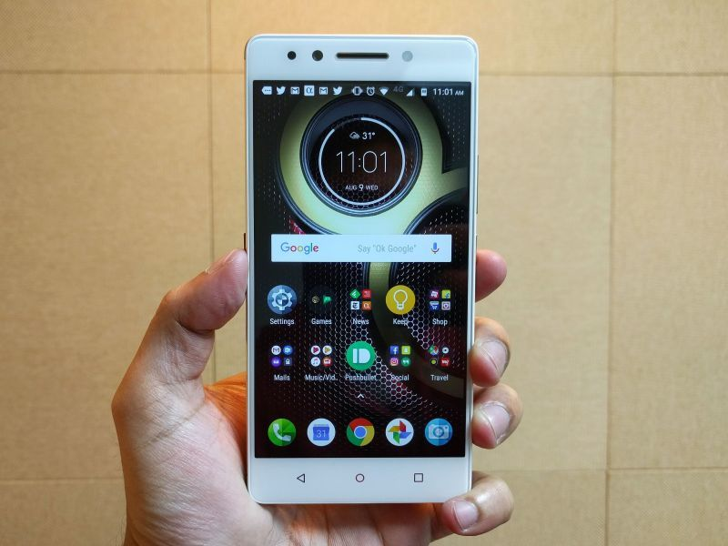 Lenovo K8 Note first impressions | Gadgets Now