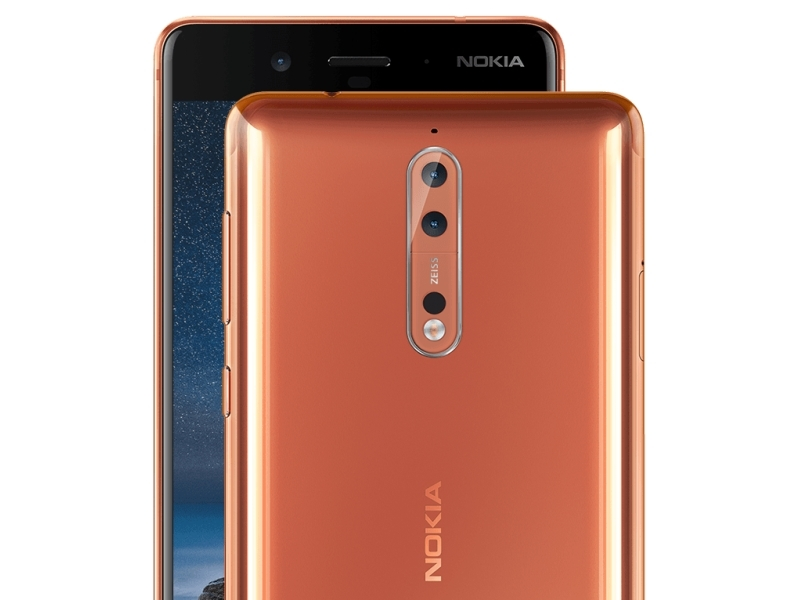 474f8fd91 Nokia 8 is also HMD s first smartphone to come with OZO spatial 360-degree  audio technology. The technology allows the smartphone to capture crisp and  clear ...