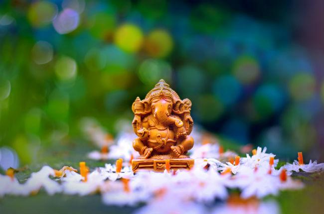 Ganesh Chaturthi stapna