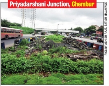Priyadarshani Junction