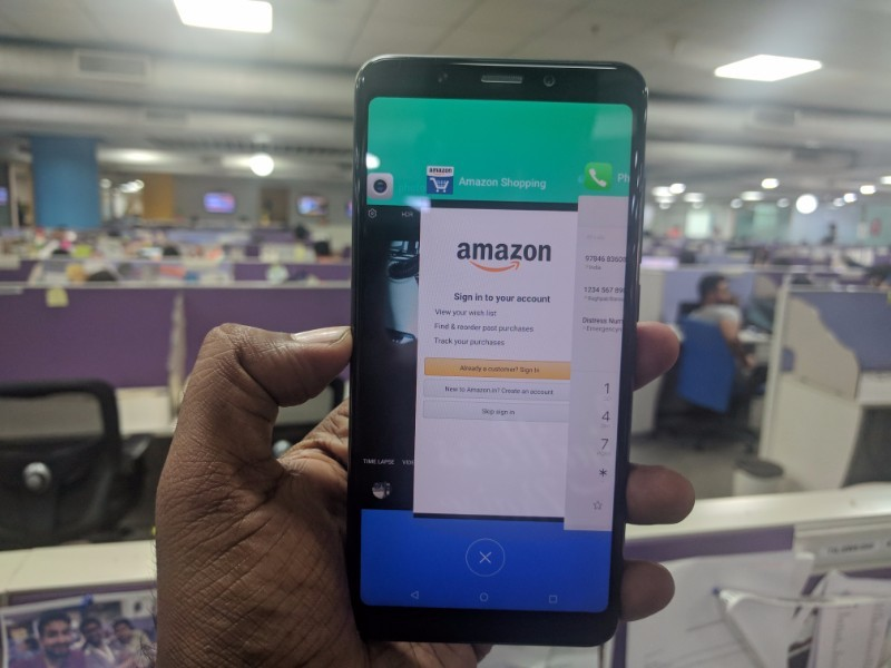 Micromax Canvas Infinity Review: Micromax Canvas Infinity Review