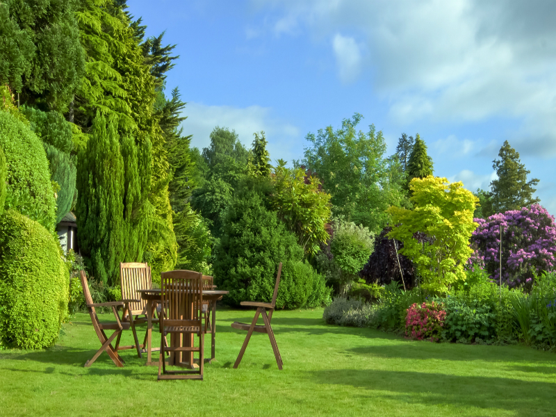 Types Of Garden In Your Home