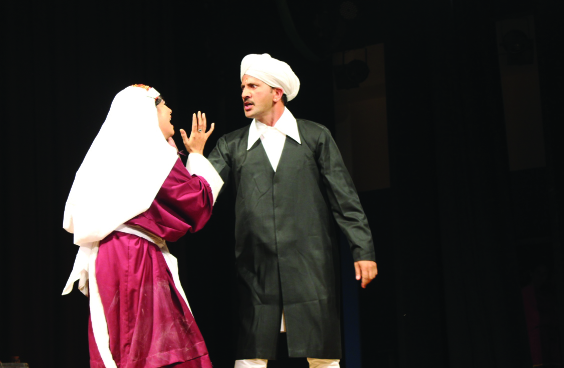 The play 'Arnimaal' depicts love, dejection and poetic genius of Kashmiris