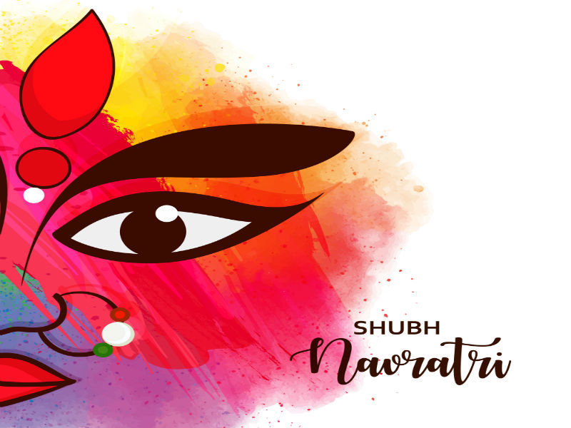 Happy navratri 2018 wishes images quotes status photos sms happy navratri 2018 photos sms messages wallpaper pics greetings m4hsunfo