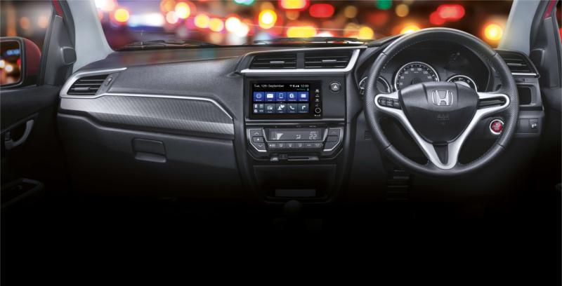 Honda BR-V - Dashboard