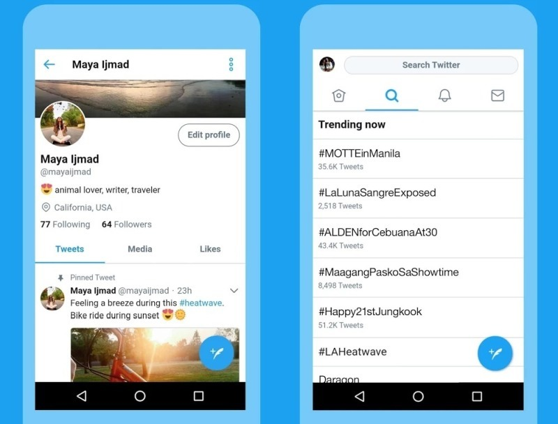 Twitter starts testing 'Lite' app version for regions with