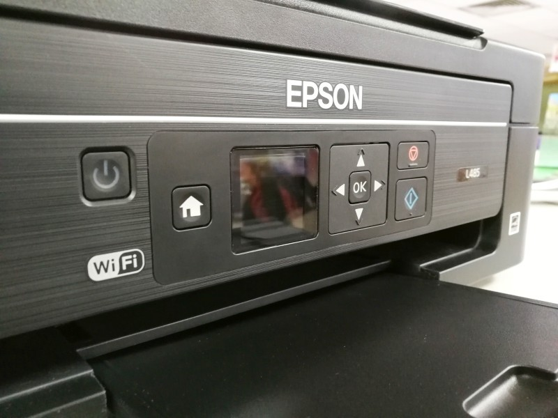 Epson L485 Printer Review: An overall upgrade but not on the 'home