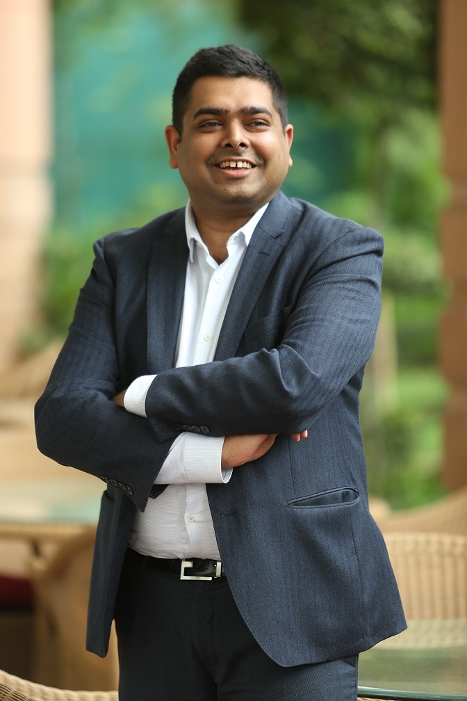 Mr. Ankur Jain, CEO & Founder, B9 Beverage Pvt Ltd.