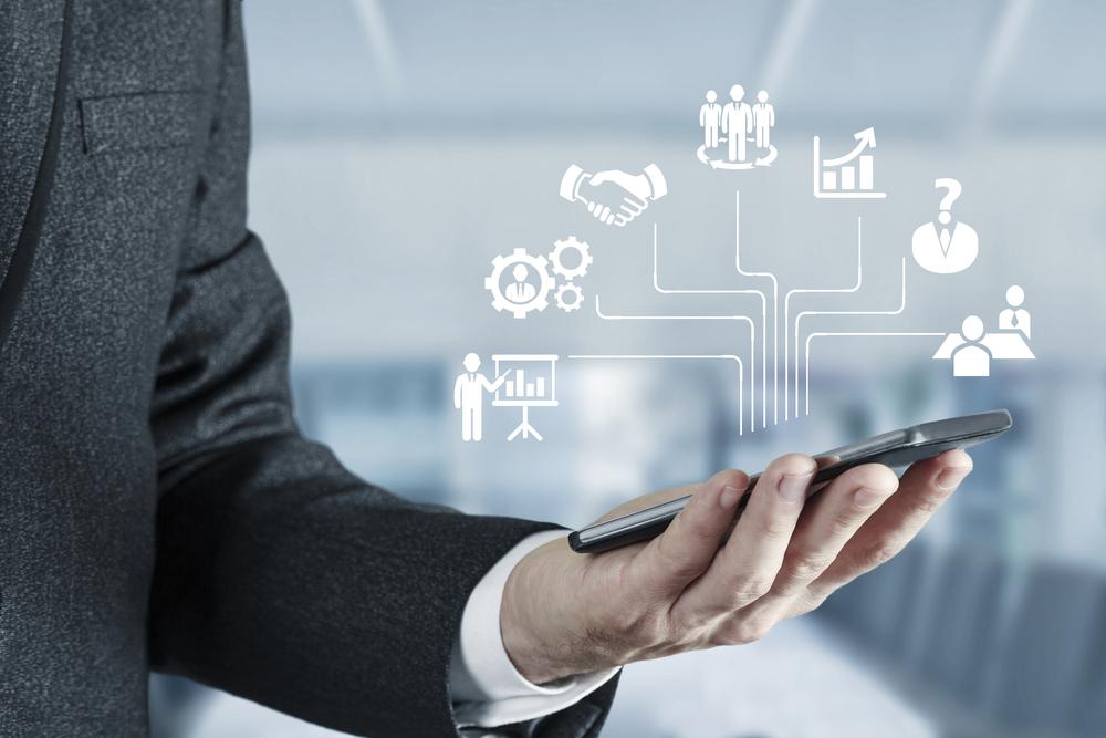 Adv: A holistic, technology-driven strategy: The J P  Morgan