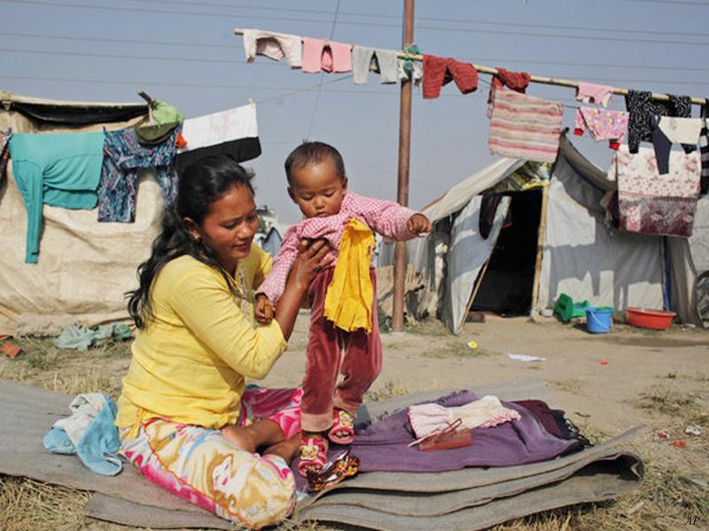 Nepal-children