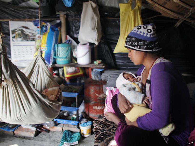 Nepal-Hunger