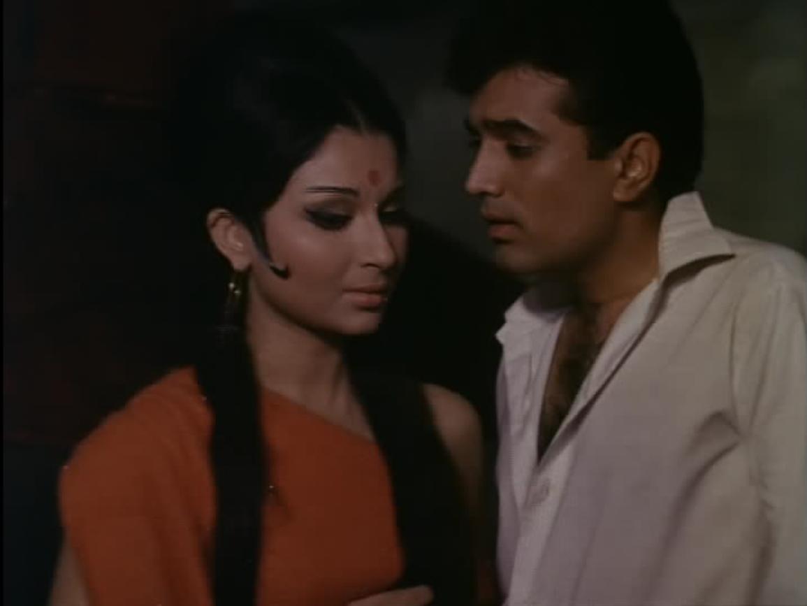 A still from the song Roop Tera Mastana