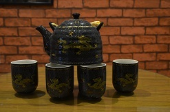 Whistling Kettle Kuller Tea Sets Rs. 1950