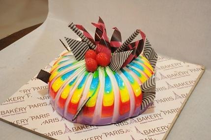 Paris Bakery Exotic Fruit Cake @ Rs 400 (500Gms) (1)