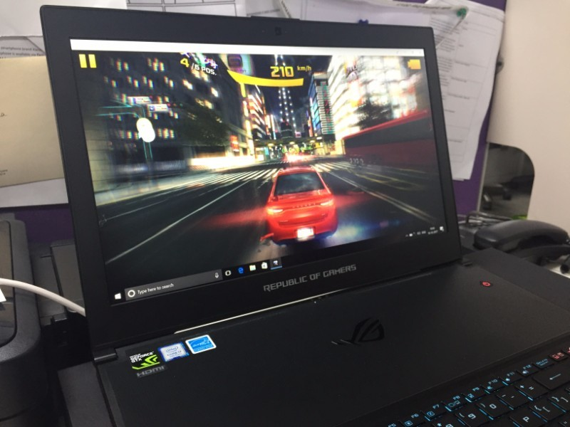 Asus Rog Zephyrus Gx501 Review On A Power Trip Gadgets Now