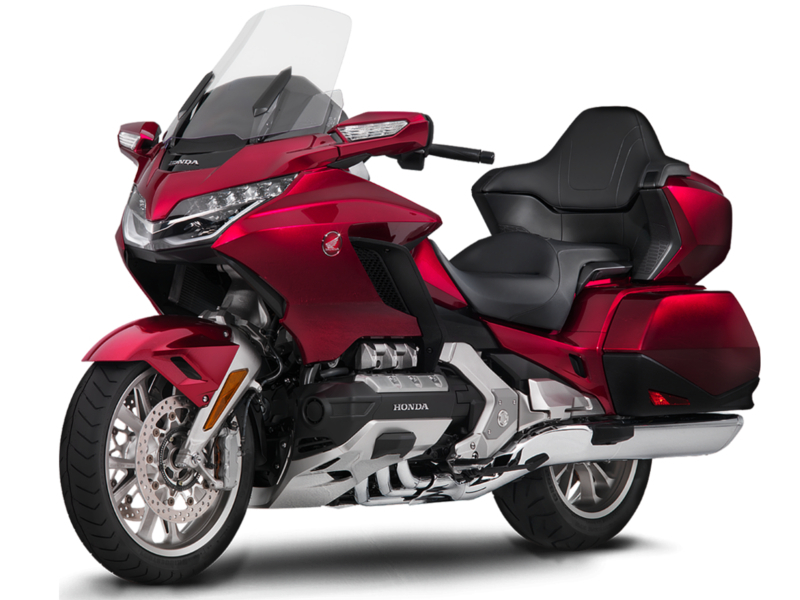 Honda Gold Wing Gets Android Auto And