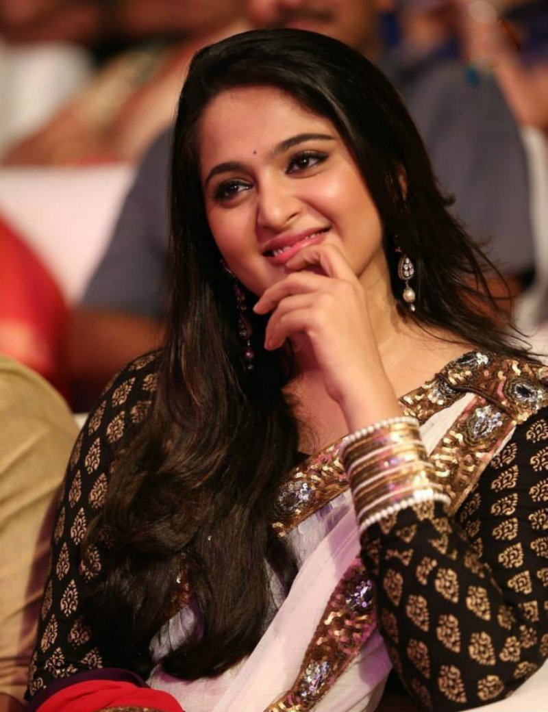 Actress Anushka Shetty Picture from an event