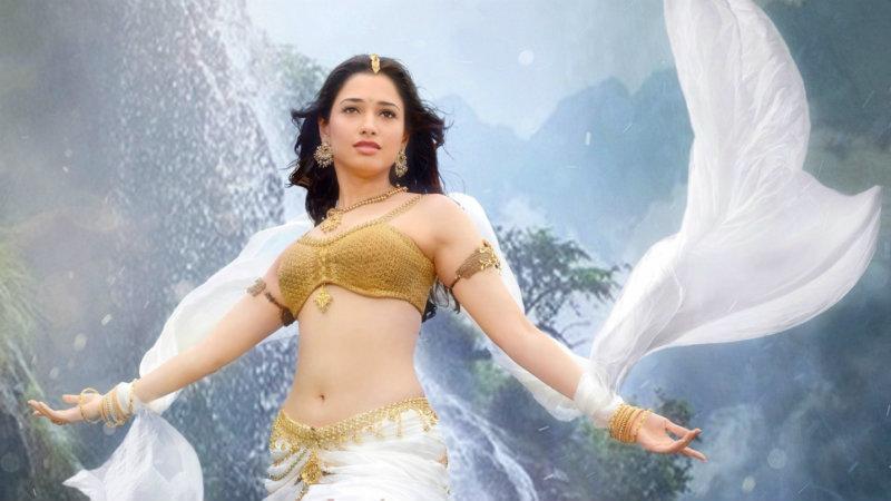 Tamannaah Bhatia Hot and Sexy Images: As warrior Avanthika in Baahubali