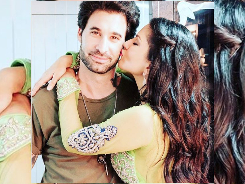 Sunny Leone Photos with husband Daniel Weber xxx