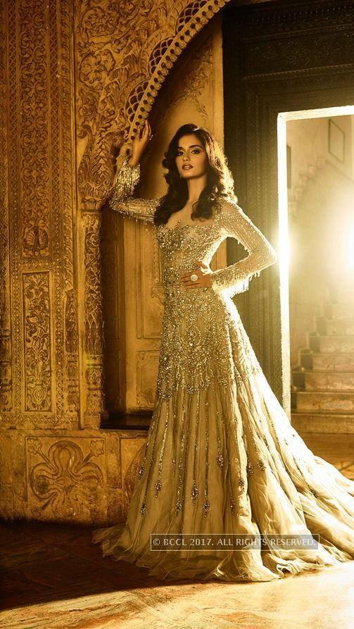 Manushi Chhillar Pictures Miss World 2017
