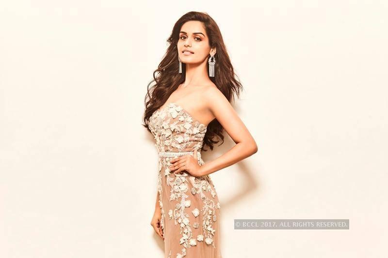 Manushi Chhillar Photos Miss World 2017.
