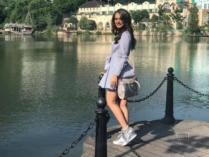 Manushi Chhillar Hot Pics at Miss World 2017 xxx