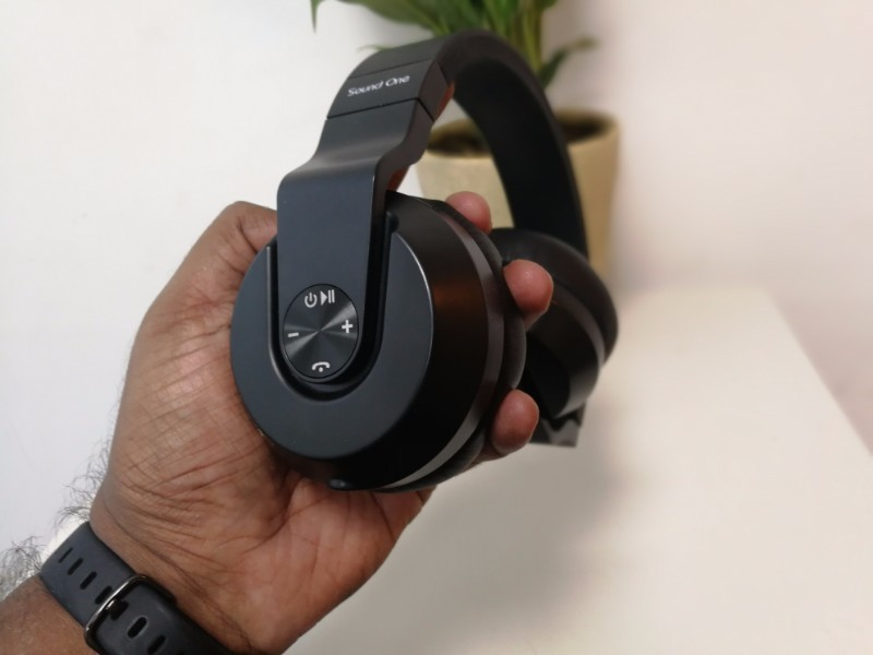 Sound One V8 wireless headphones review: A fine tuned music