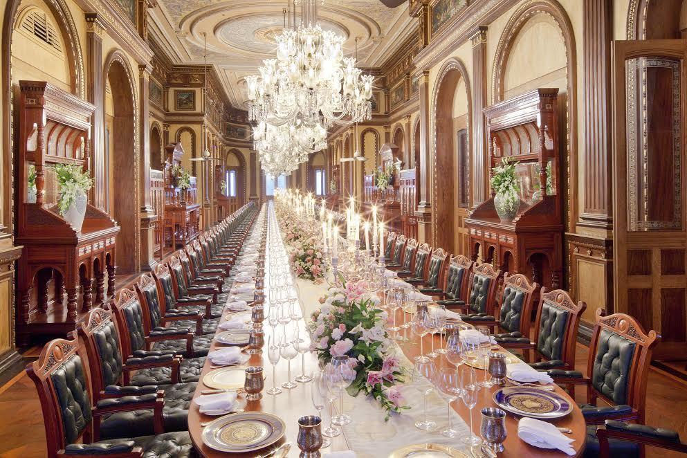 Falaknuma Dining Table