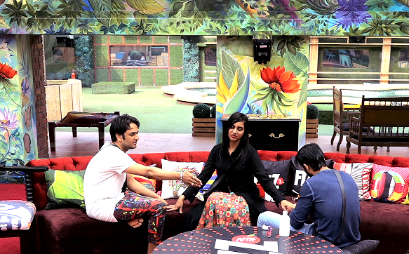 Vikas and Hiten become Arshi's personal servers