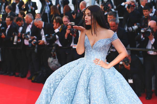 Aishwarya Rai Cannes 2017