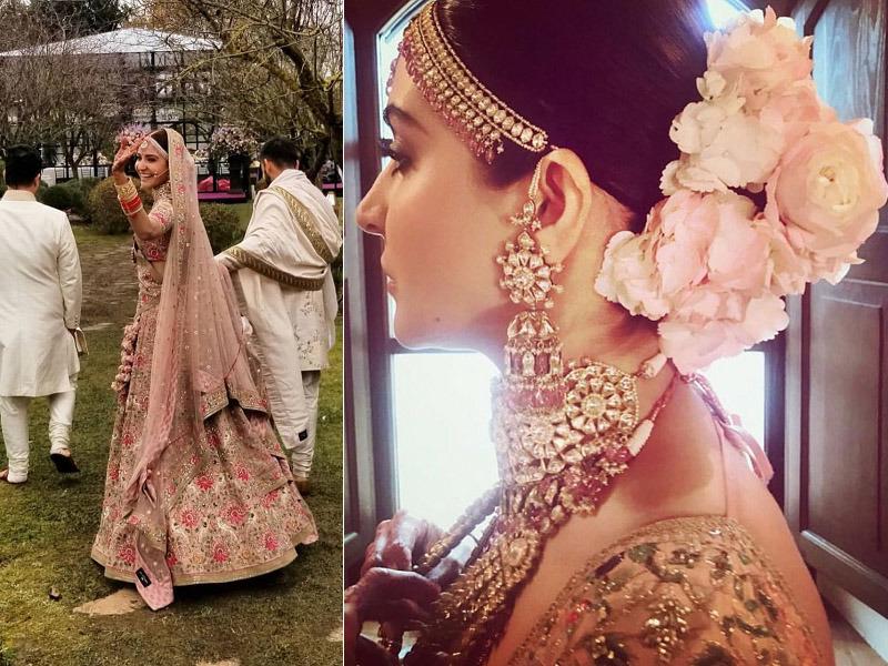 Anushka Sharma-Virat Kohli wedding Candid clicks pictures and photos