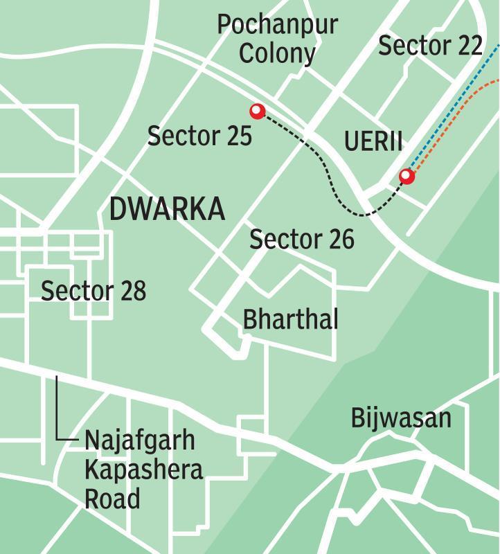IGI metro to expand, reach Dwarka Sec 25