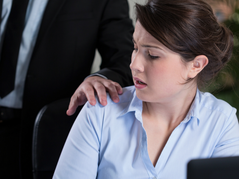 Many sexual abuses in offices go unreported