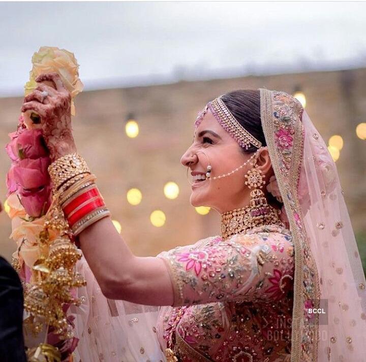 Anushka Sharma Virat Kohli Marriage Photos HD