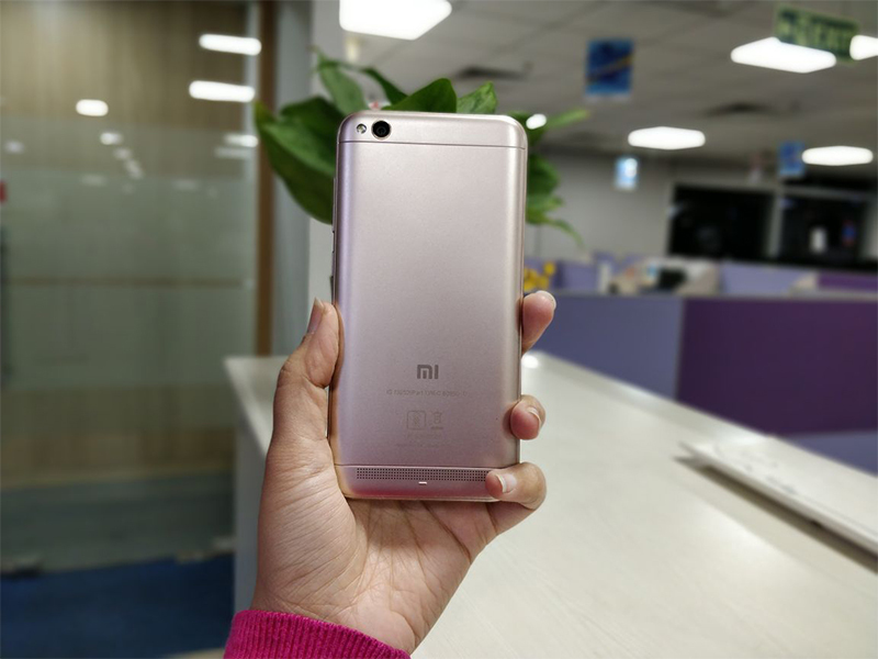 Xiaomi Redmi 5A Review: Xiaomi Redmi 5A Review & Rating