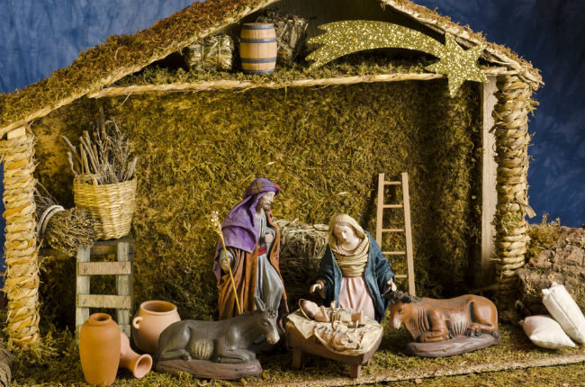 Christmas Crib 2017 How To Make And Decorate At Home