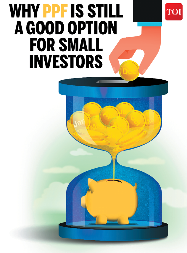 Why PPF is still a good option for small investors-Infographic-TOI