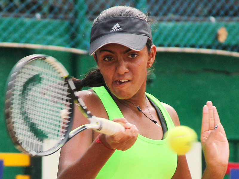 Five Indian junior female tennis players to watch out for